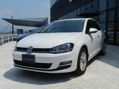 VW ゴルフコンフォートライン 純正ナビ ACC リアカメラ 認定中古車