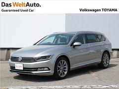 VW パサートヴァリアントTSI Highline ACC デモカー