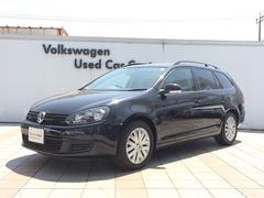 VW ゴルフヴァリアントTrendline ETC