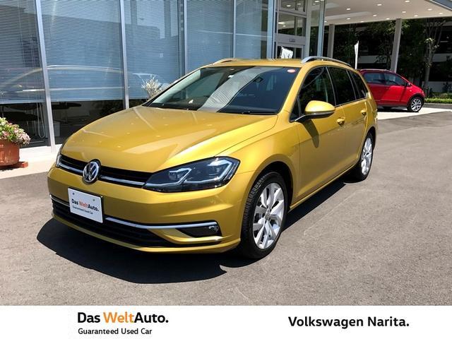 フォルクスワーゲン TSI H/L VW認定中古車 テクノロジーP ACC機能付