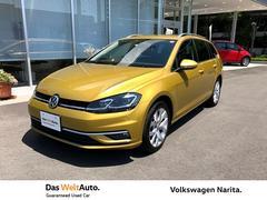 VW ゴルフヴァリアントTSI Highline VW認定中古車 Navi ETC