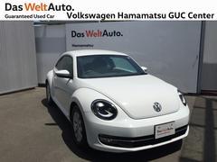 VW ザ・ビートルデザイン 1オーナー 禁煙車 純正ナビ バックカメラ ETC