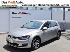 VW ゴルフハイライン コネクト 限定車 1オーナー 純正ナビ ETC