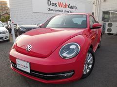 VW ザ・ビートルDesign キセノン ナビ ETC