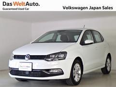 VW ポロコンフォートライン特別仕様マイスターエディション認定中古車