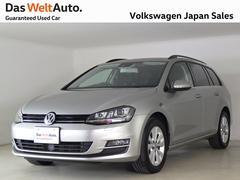 VW ゴルフヴァリアントコンフォートライン ディスカバープロACCバックカメラ認定