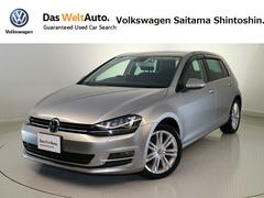 VW ゴルフ TSI Highline BlueMotion Technology Navi BC