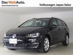 VW ゴルフヴァリアントIハイラインブルーモーションテクノロジー