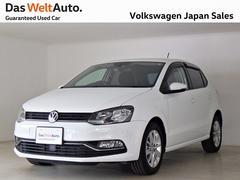 VW ポロTSI コンフォートライン アップグレードPKG ナビ