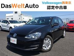 VW ゴルフ TSI Trendline BlueMotion Technology