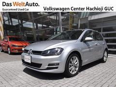 VW ゴルフTSI Highline 追従クルーズC・ナビ 認定中古車