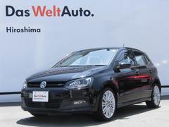 VW ポロブルーGT キセノンヘッドライト リアカメラ 認定中古車