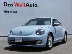 VW ザ・ビートルデザイン キセノンヘッドライト リアカメラ ナビ 認定中古車