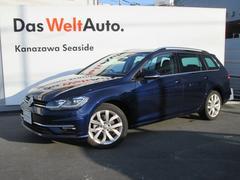 VW ゴルフヴァリアントTSIハイライン 弊社デモカー
