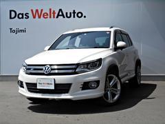 VW ティグアン2.0TSI R−Line 4MOTION