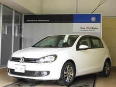 VW ゴルフTSI Comfortline 1オーナー 純正ナビTV