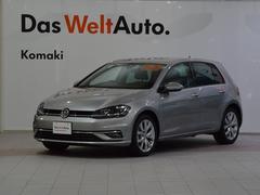 VW ゴルフTSI Highline 7.5 認定中古車