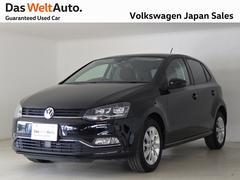 VW ポロコンフォートラインアップグレードパッケージ 純正ナビLED