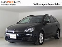 VW ゴルフヴァリアントトレンドライン 純正ナビETC 認定中古車