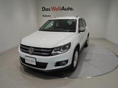 VW ティグアン Lounge Navi ETC RVC