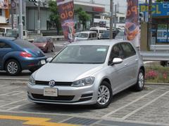 VW ゴルフTrendlineBlueMotionTechnology