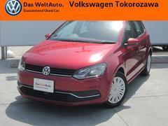 VW ポロTSI Comfortline ACC
