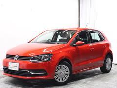 VW ポロTSI Comfortline 認定中古車 純正ナビBカメラ