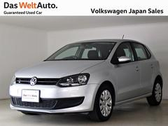 VW ポロTSIコンフォートライン 社外ナビ ETC 認定中古車