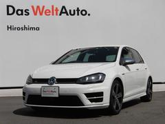 VW ゴルフRR リアカメラ シートヒーター ACC  ETC 認定中古車