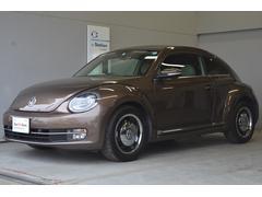 VW ザ・ビートルChoco 限定車 ナビ Rカメラ 専用AW 認定保証1年