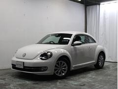 VW ザ・ビートルDesign 認定中古車 純正ナビ Bカメラ ETC