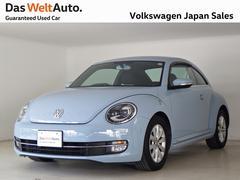 VW ザ・ビートルデザイン 純正ナビキセノンバックカメラ認定中古車