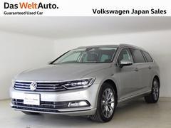 VW パサートヴァリアントハイラインLEDディスカバープロブラックレザー認定中古車
