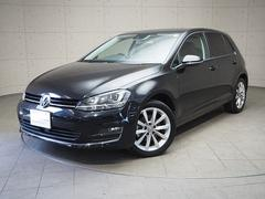 VW ゴルフ TSI Highline BlueMotion Technology NAVI CAMERA