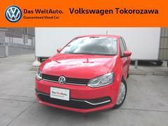 VW ポロTSI Comfortline AccNavi