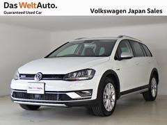 VW ゴルフオールトラックTSI 4MOTION アップグレードPk 4WD SDナビ