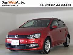 VW ポロTSI コンフォートライン アップグレードPK SDナビ