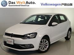 VW ポロTSI Comfortline 純正ナビパッケージ