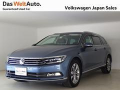 VW パサートヴァリアントTSIハイライン ACC 純正ナビ ワンオーナー 認定中古車