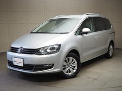 VW シャランTSIコンフォートライン 認定中古車・保証付・フルセグナビ