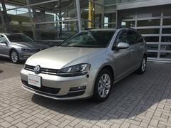 VW ゴルフヴァリアントTSIコンフォートL ナビ・リヤカメラ 認定中古車