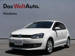 VW ポロハイライン SDナビ キセノンヘッドライト 認定中古車