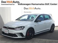 VW ゴルフGTIGTI クラブスポーツ 1オーナー 禁煙車 純正ナビ ETC