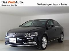 VW パサートTSIハイライン 純正ナビ ETC ワンオーナー 認定中古車