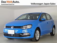 VW ポロTSI ComfortlineアップグレードSDナビ ACC