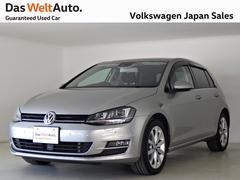 VW ゴルフTSI HighlineBMT 認定中古車SDナビ ETC
