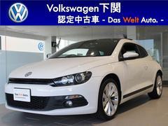 VW シロッコ2.0TSI チルトアップルーフ ナビ ETCシートヒーター