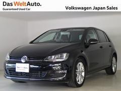 VW ゴルフTSI Highline BMT 認定中古車 ACC ナビ