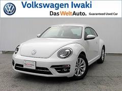 VW ザ・ビートルDesign 1オーナー HID スマートキー 認定中古車