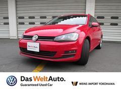 VW ゴルフヴァリアントTSI コンフォートライン コネクト
